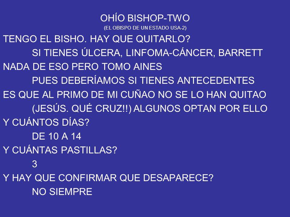 (EL OBISPO DE UN ESTADO USA-2)