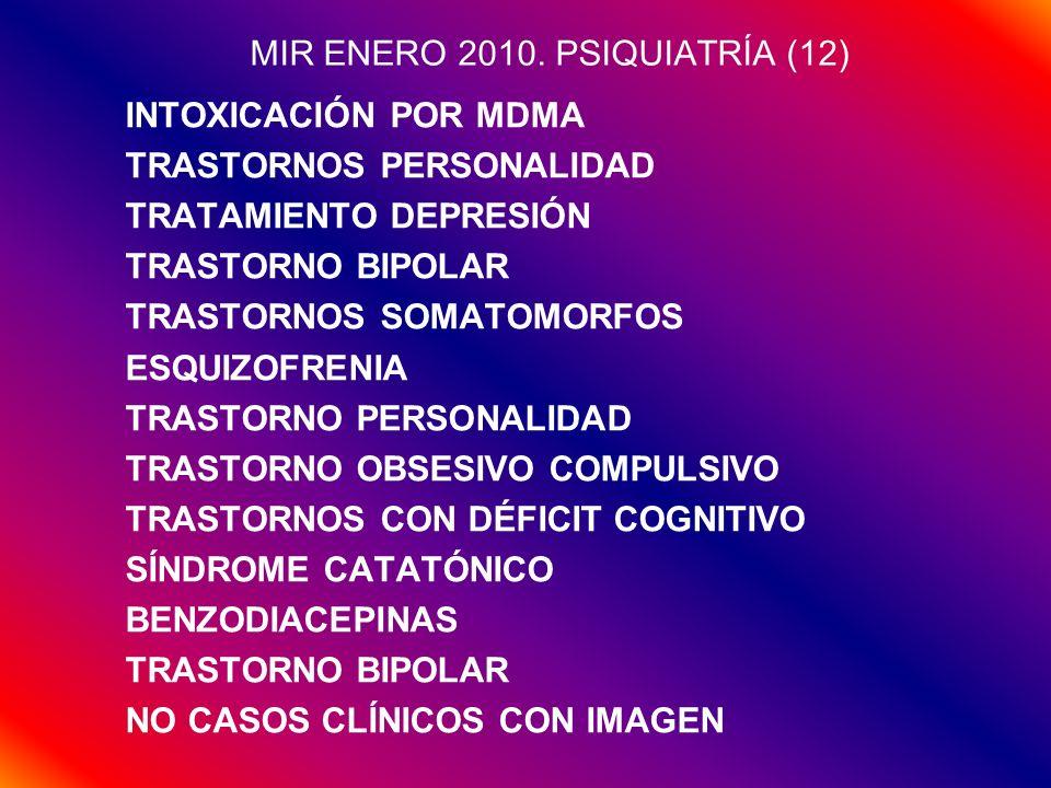 MIR ENERO 2010. PSIQUIATRÍA (12)