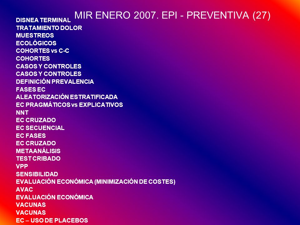 MIR ENERO 2007. EPI - PREVENTIVA (27)