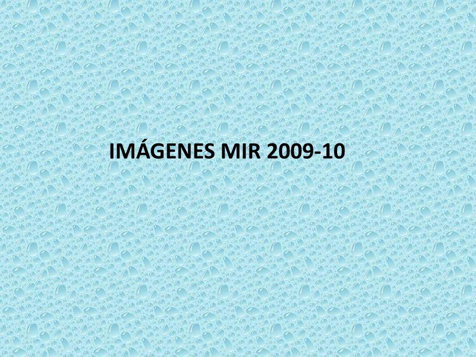 IMÁGENES MIR 2009-10