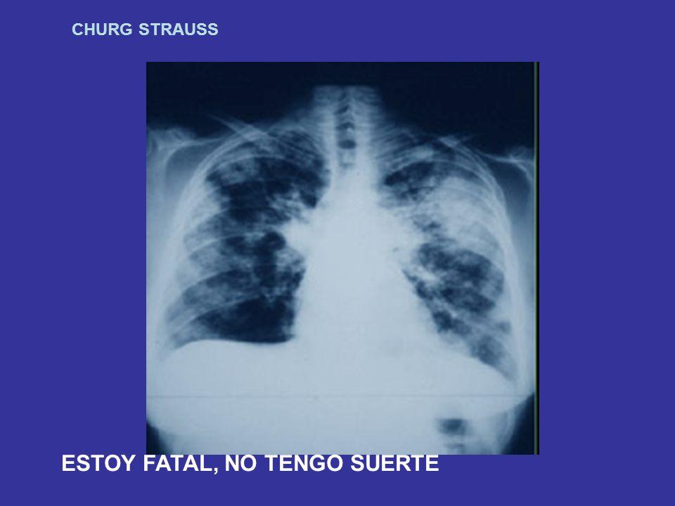 ESTOY FATAL, NO TENGO SUERTE