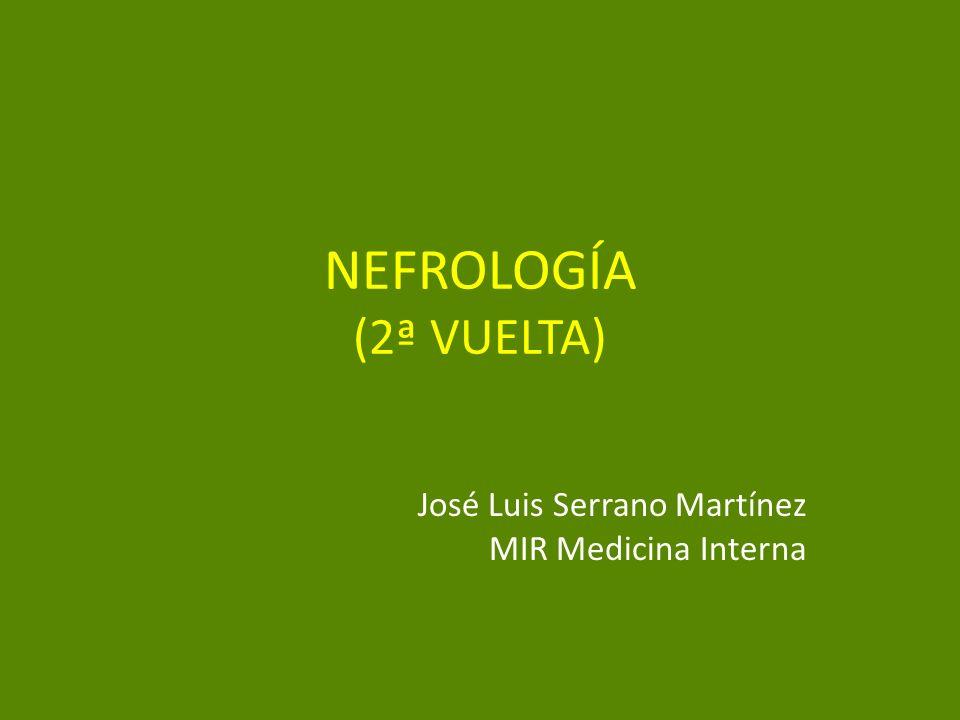 José Luis Serrano Martínez MIR Medicina Interna
