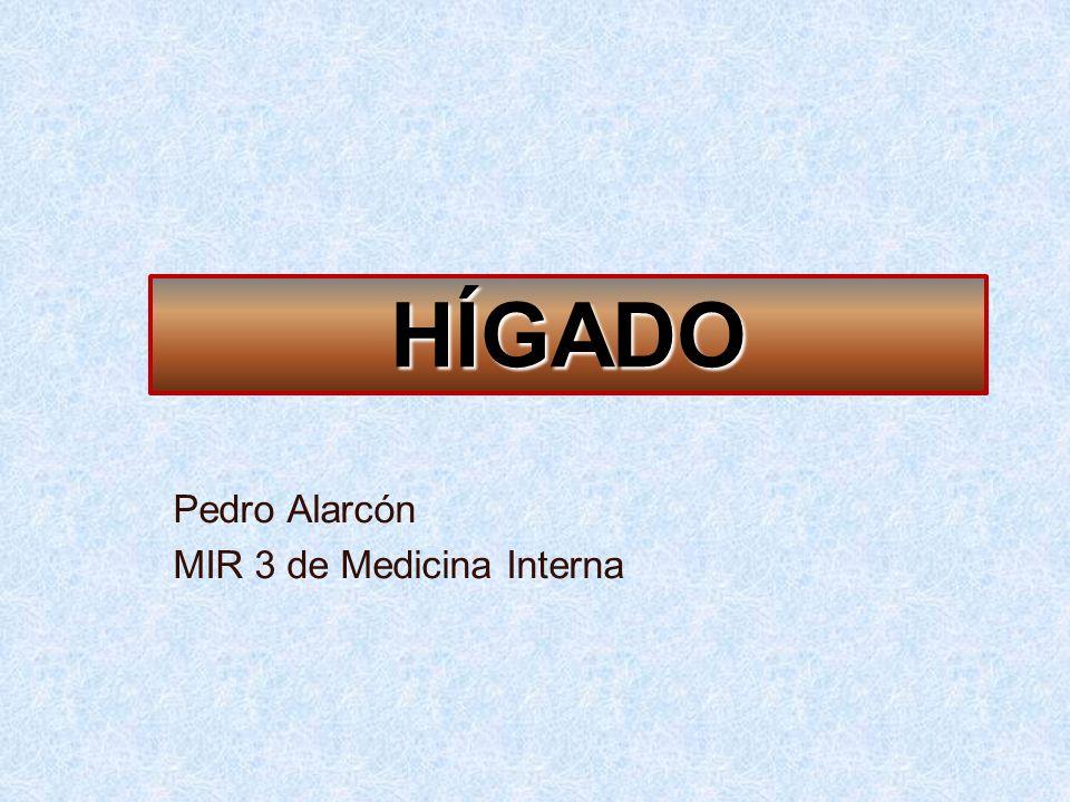 Pedro Alarcón MIR 3 de Medicina Interna