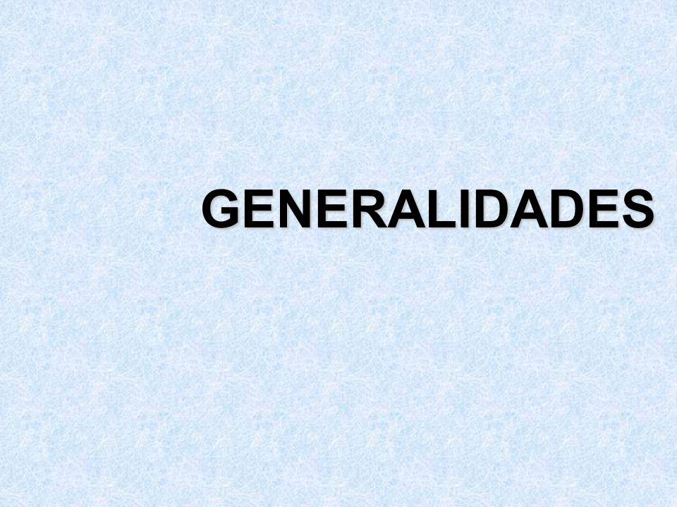 GENERALIDADES 127