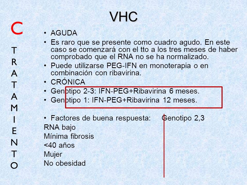 VHC C. AGUDA.