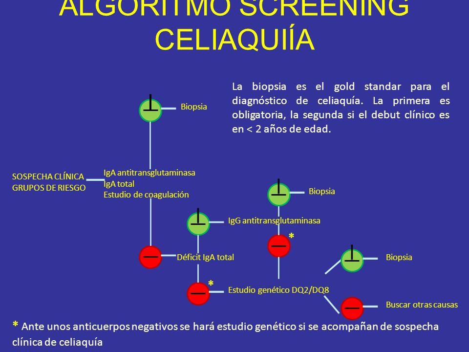 ALGORITMO SCREENING CELIAQUIÍA