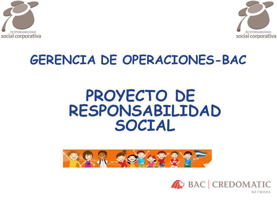 GERENCIA DE OPERACIONES-BAC