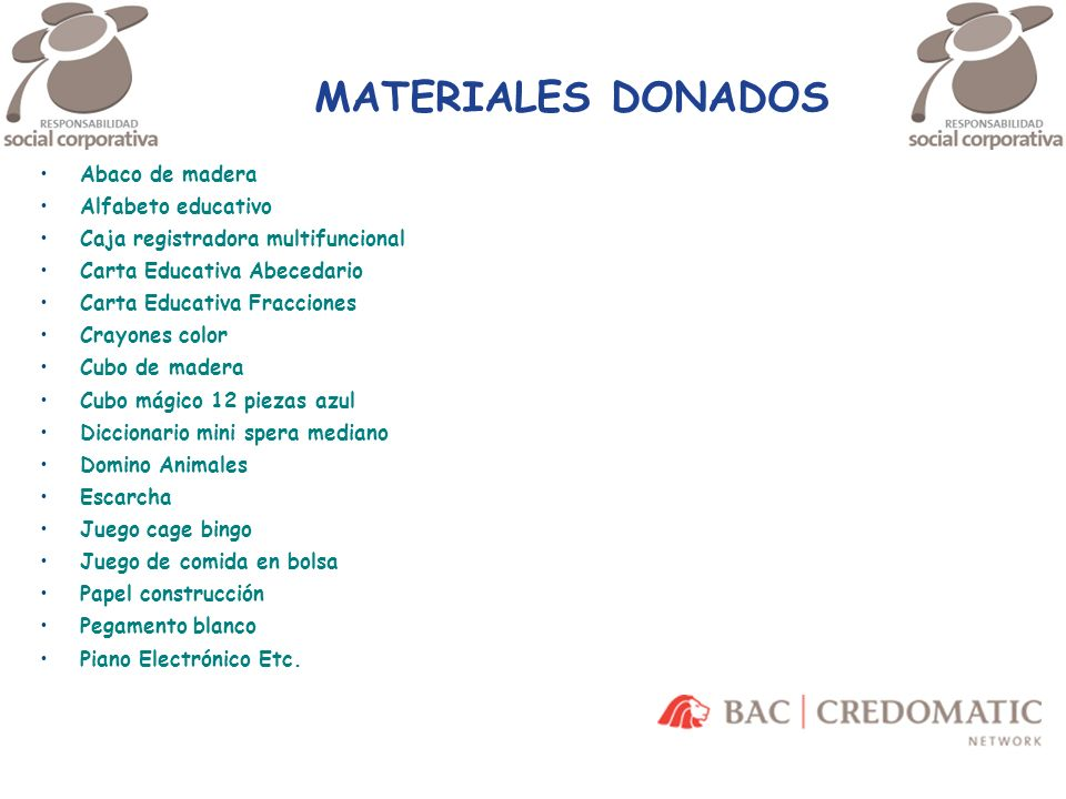 MATERIALES DONADOS Abaco de madera Alfabeto educativo