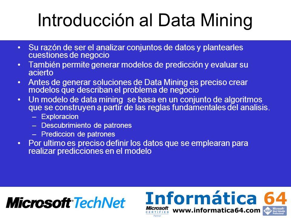 Introducción al Data Mining