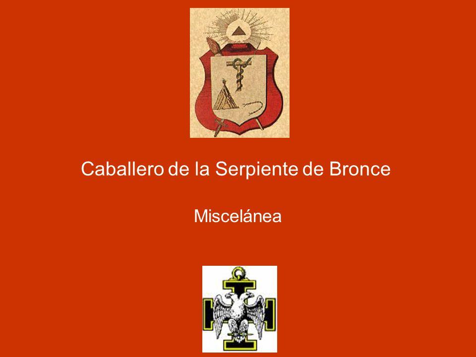 Caballero de la Serpiente de Bronce
