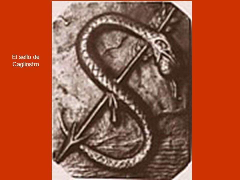 El sello de Cagliostro