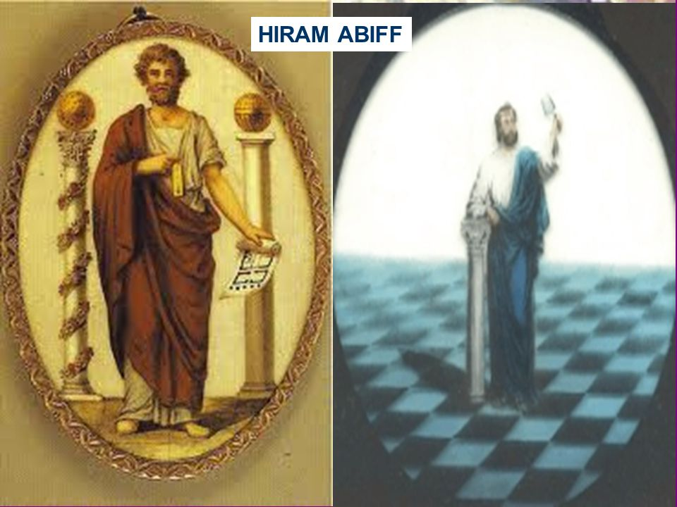 HIRAM ABIFF BESELEEL