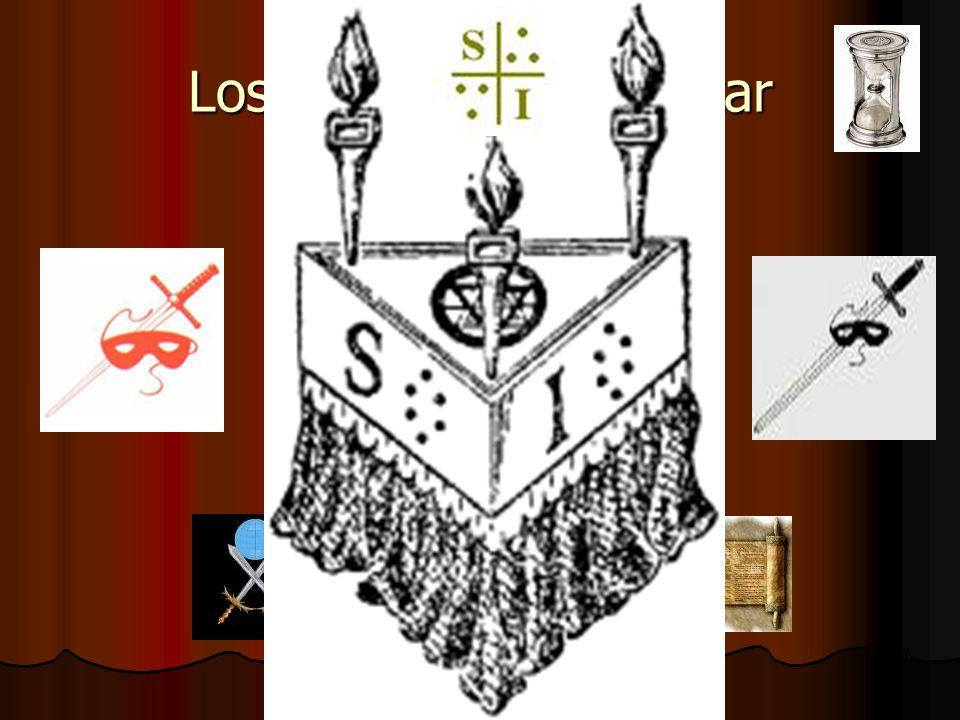 Los símbolos en el Altar