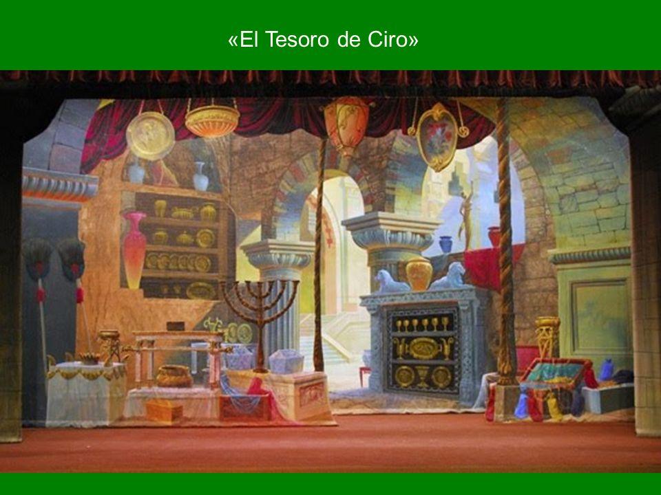 «El Tesoro de Ciro»