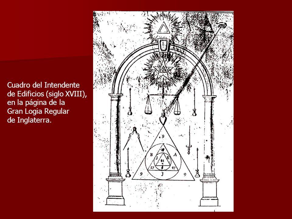 Cuadro del Intendente de Edificios (siglo XVIII), en la página de la.