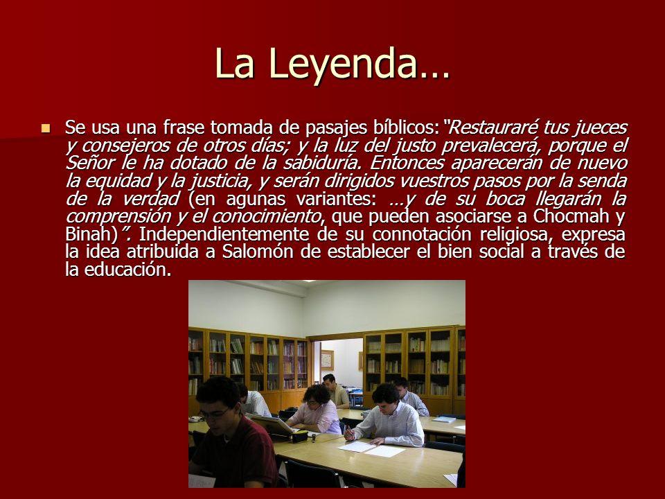 La Leyenda…