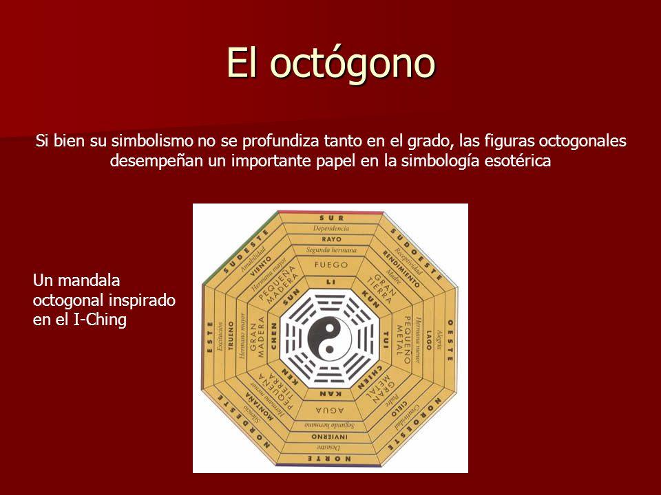 desempeñan un importante papel en la simbología esotérica