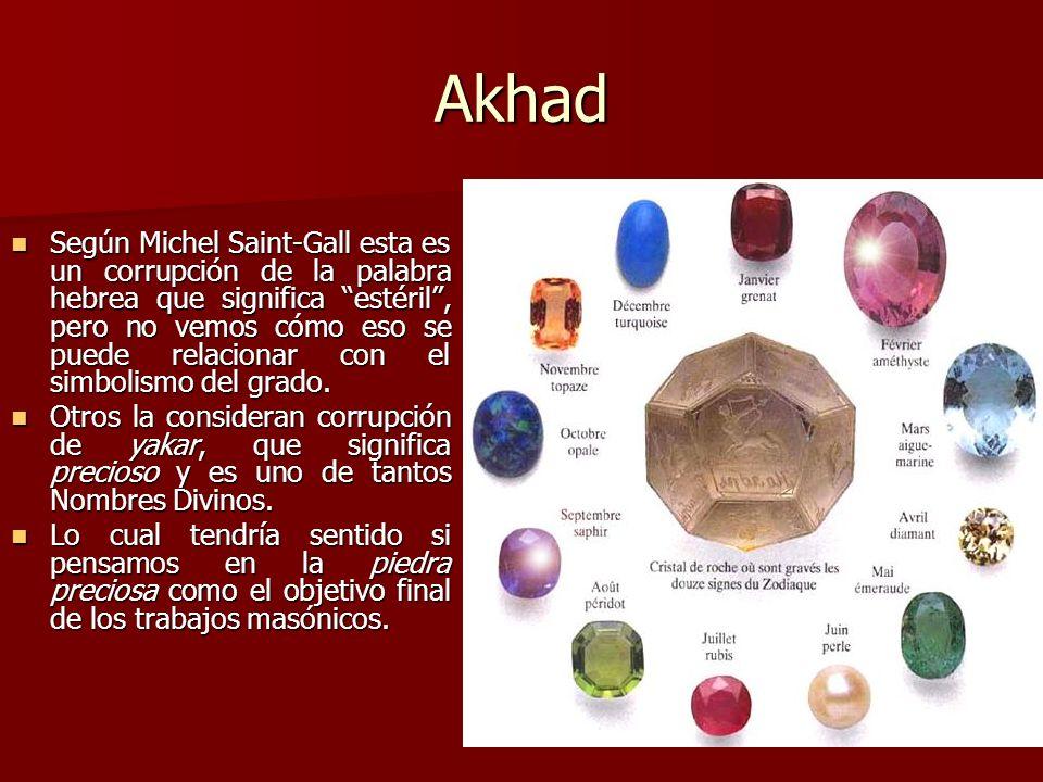 Akhad