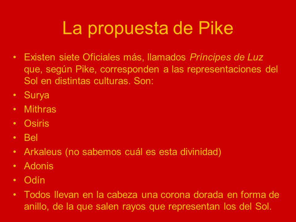 La propuesta de Pike