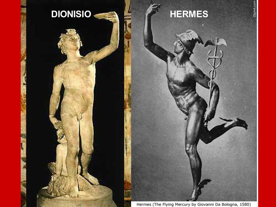 ATHUM-RA AMON DIONISIO HERMES