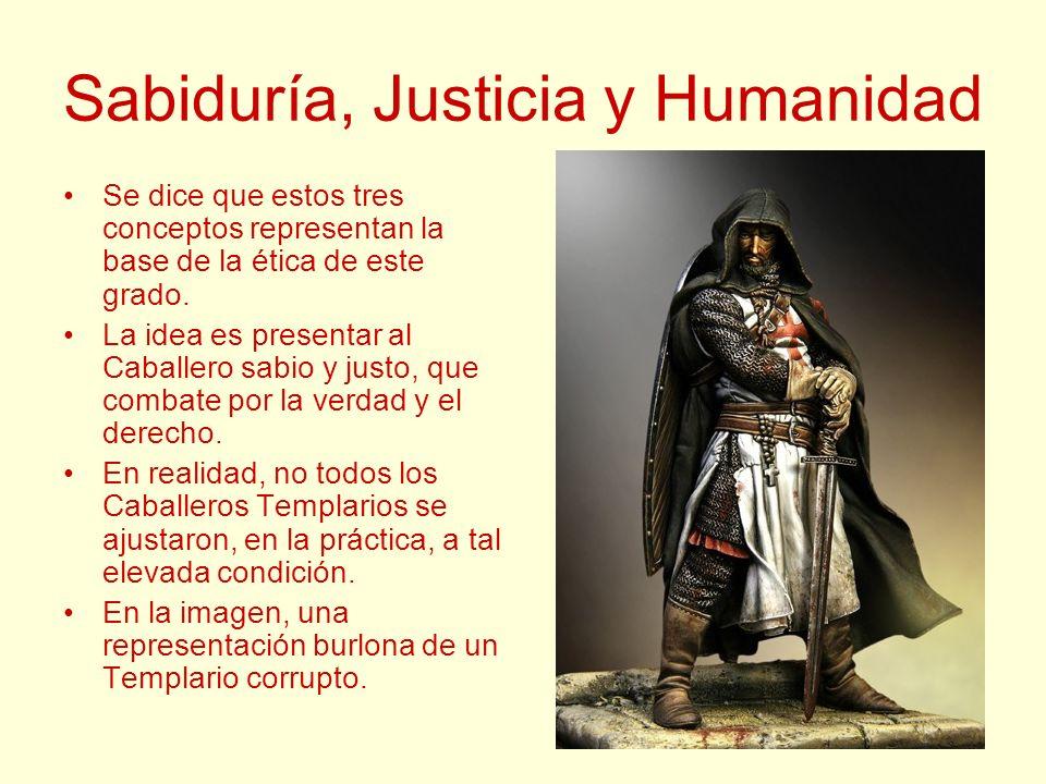 Sabiduría, Justicia y Humanidad