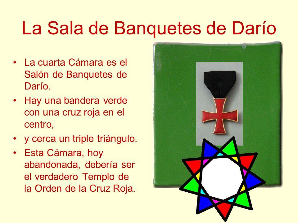 La Sala de Banquetes de Darío