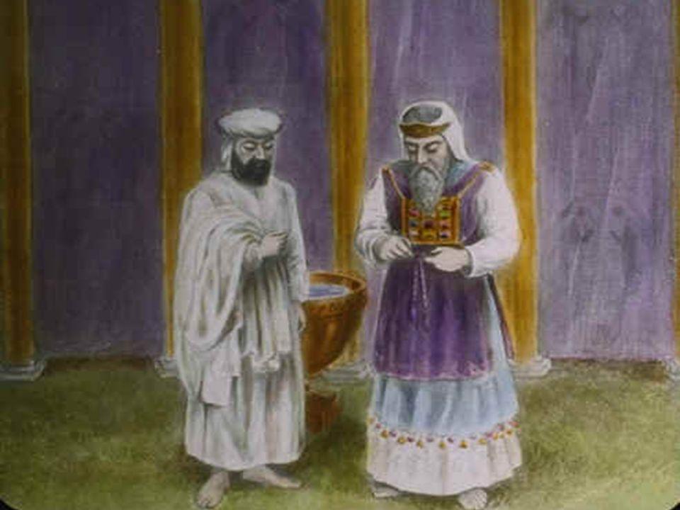 El tema de los Levitas