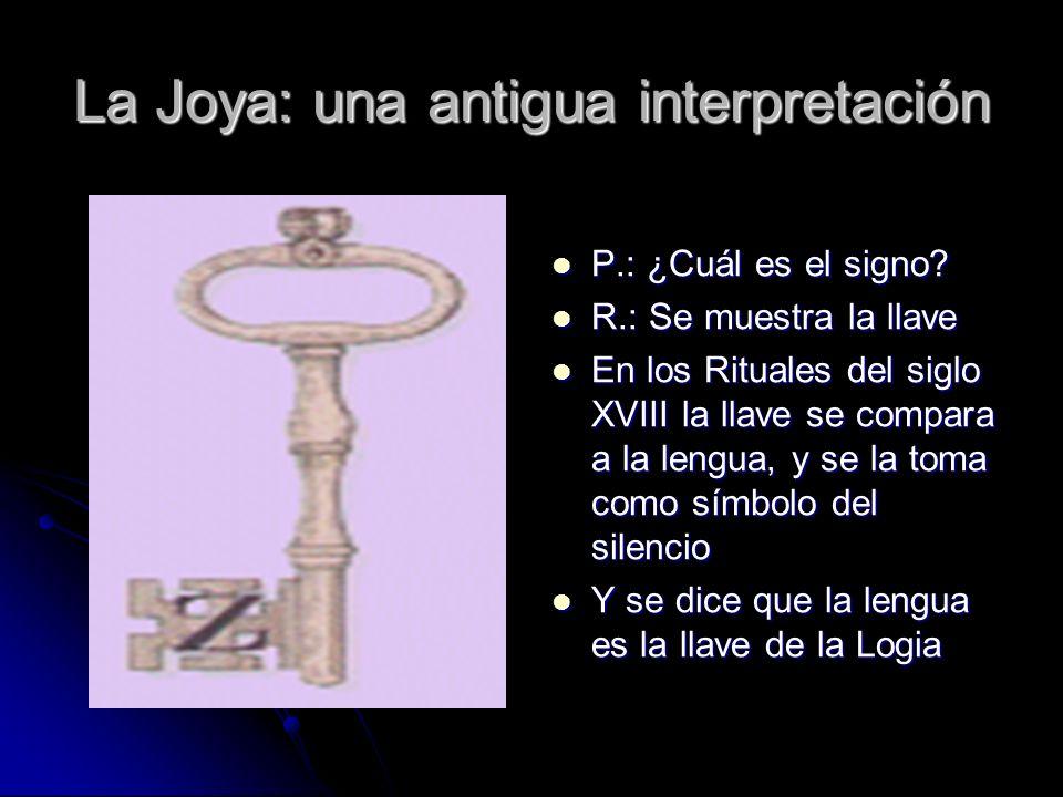 La Joya: una antigua interpretación