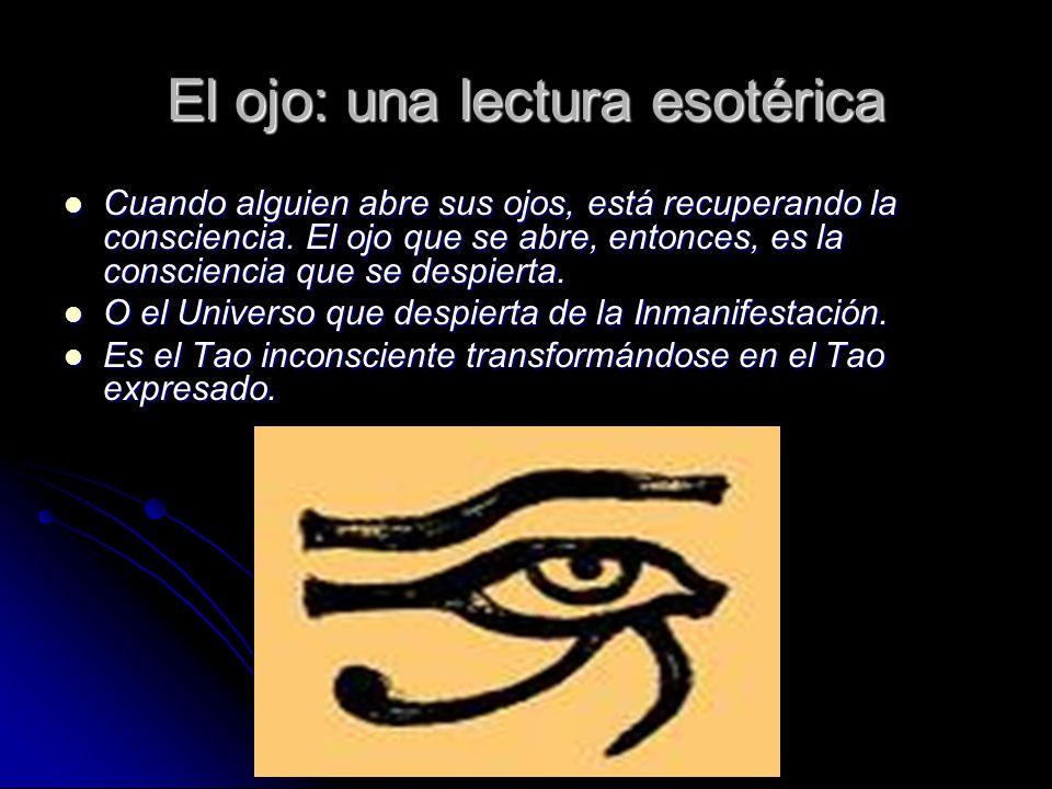 El ojo: una lectura esotérica