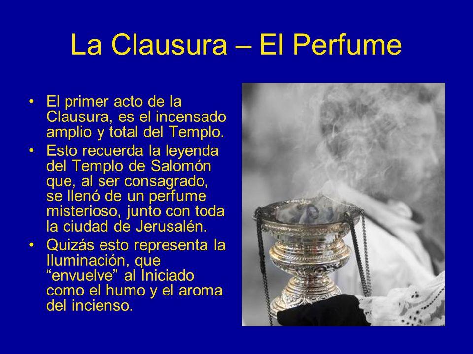 La Clausura – El Perfume