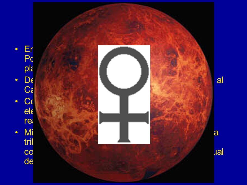 Venus En el Cónclave dado en el grado de Gran Pontífice, se hace corresponder el 20° con el planeta Venus.