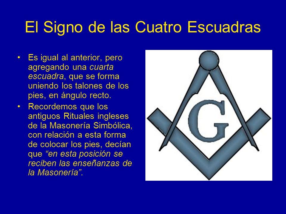 El Signo de las Cuatro Escuadras
