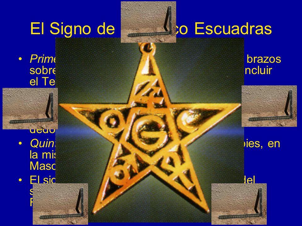 El Signo de las Cinco Escuadras