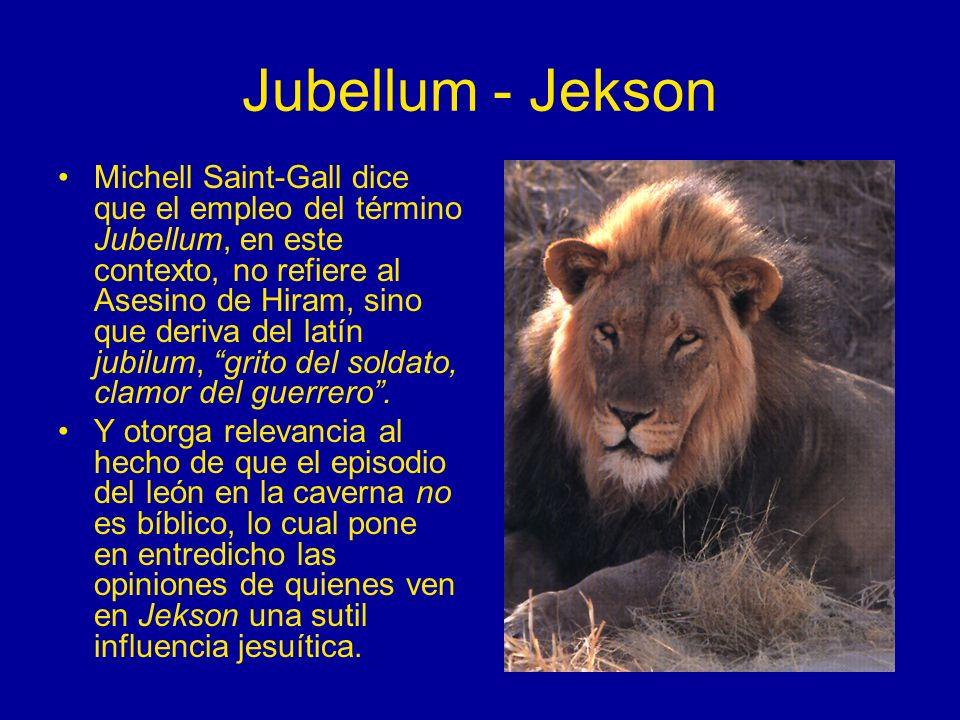 Jubellum - Jekson