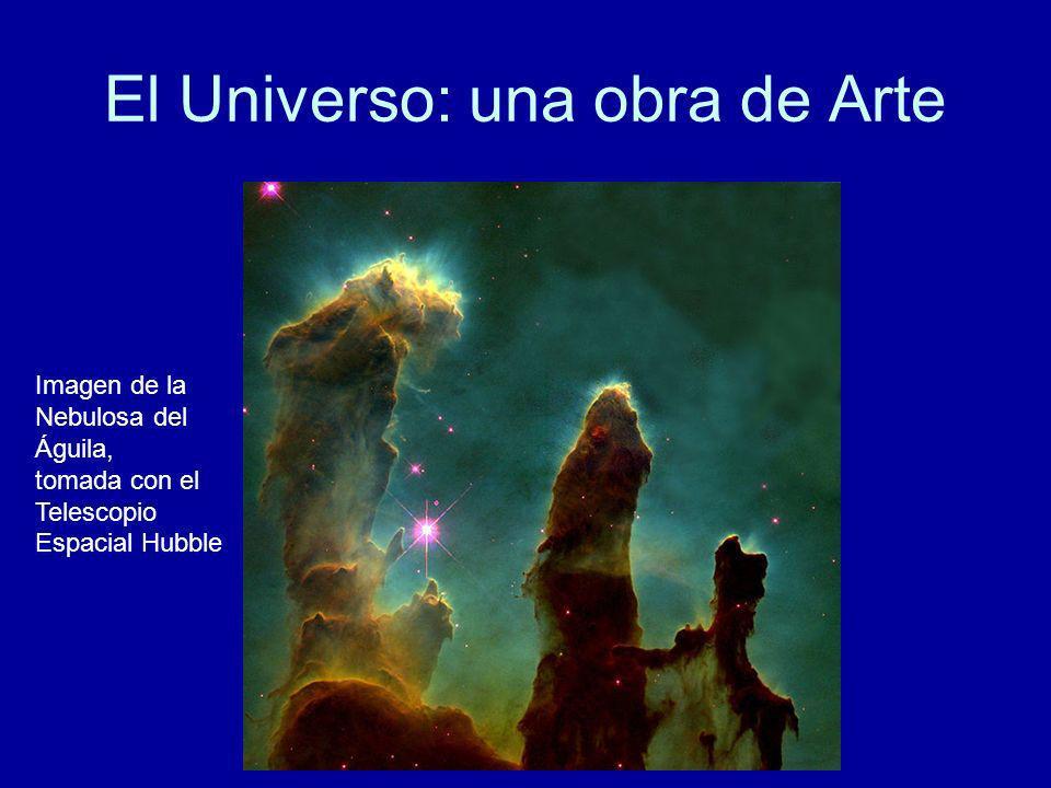 El Universo: una obra de Arte