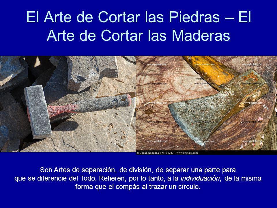 El Arte de Cortar las Piedras – El Arte de Cortar las Maderas