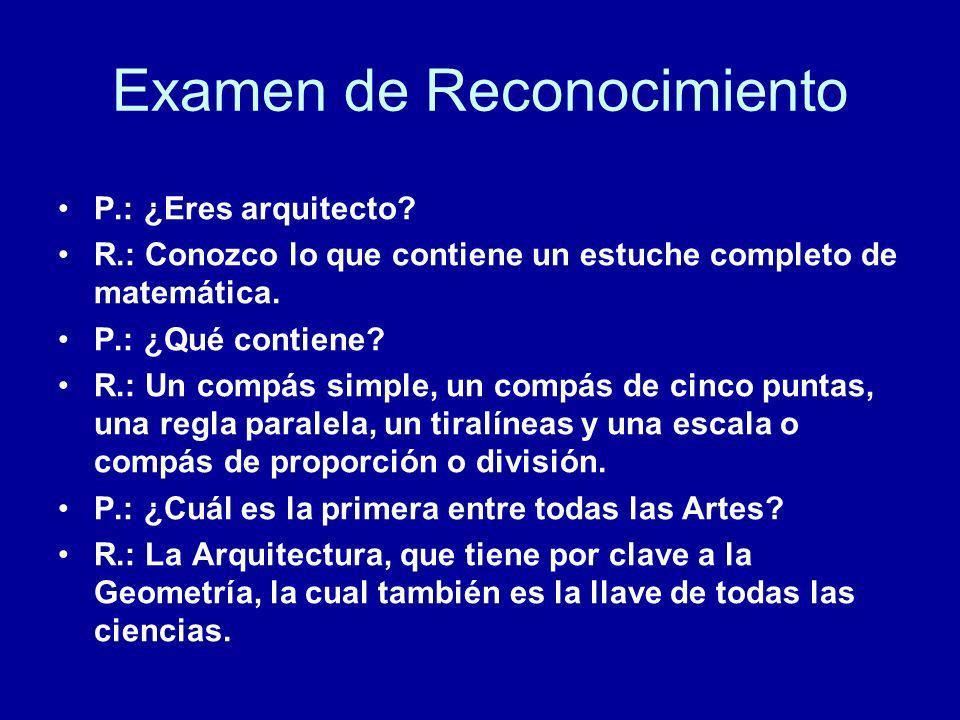 Examen de Reconocimiento