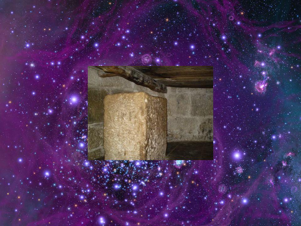 El fundamento del edificio (es decir, del Universo) es una piedra viviente (Rituales del siglo XVIII)