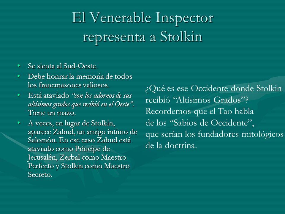 El Venerable Inspector representa a Stolkin