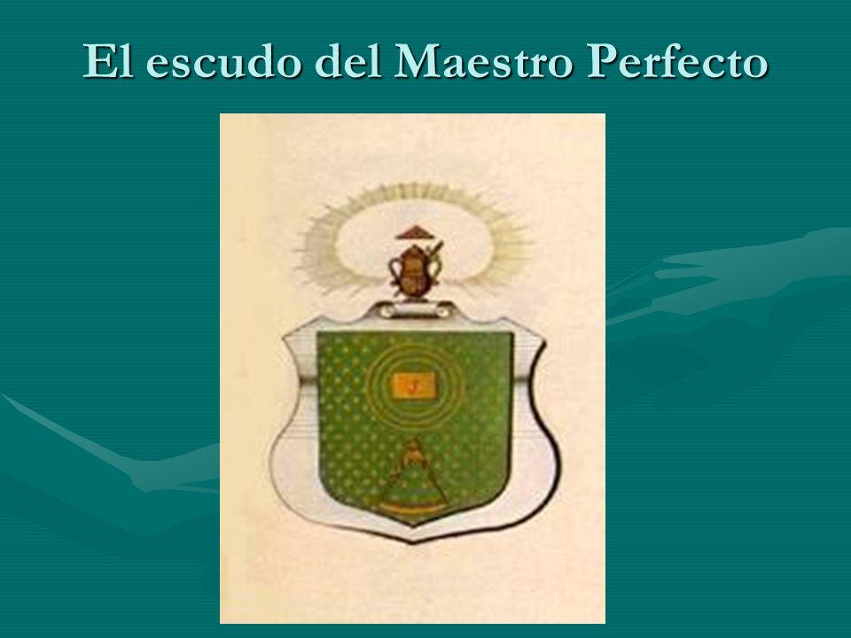 El escudo del Maestro Perfecto