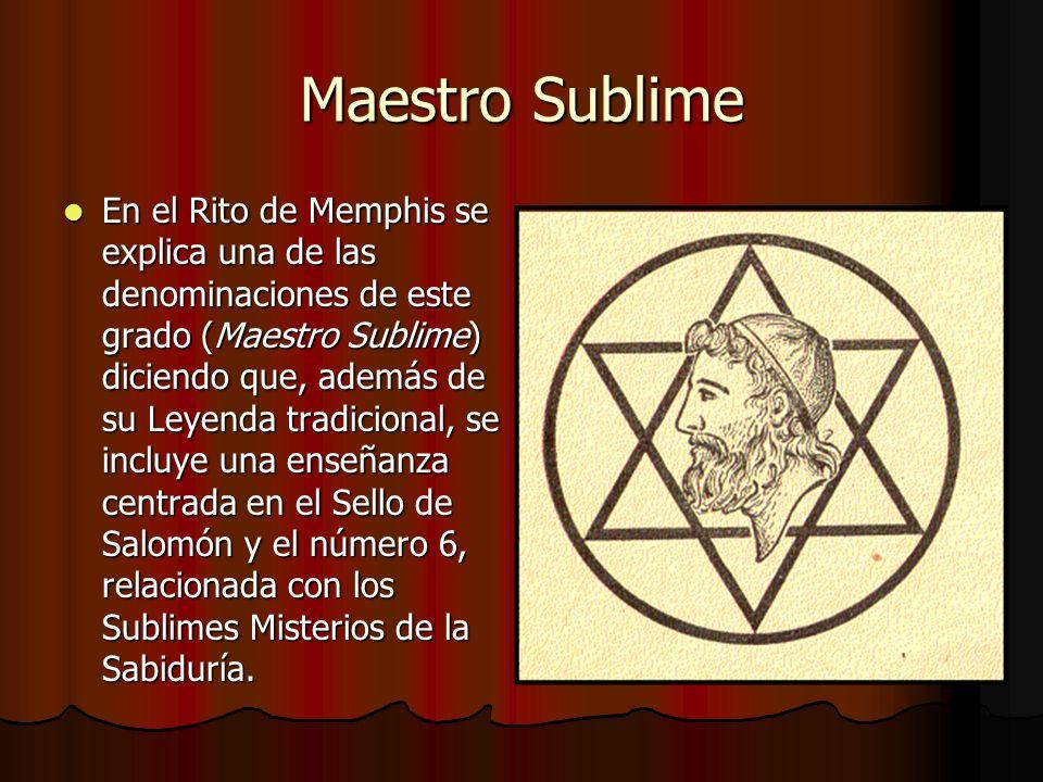 Maestro Sublime