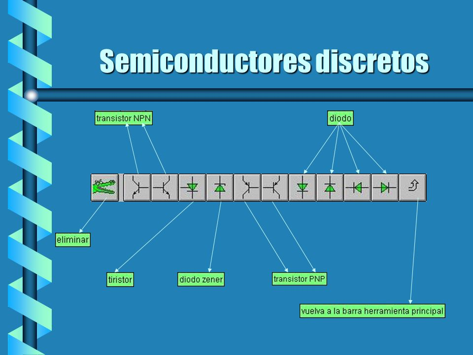 Semiconductores discretos