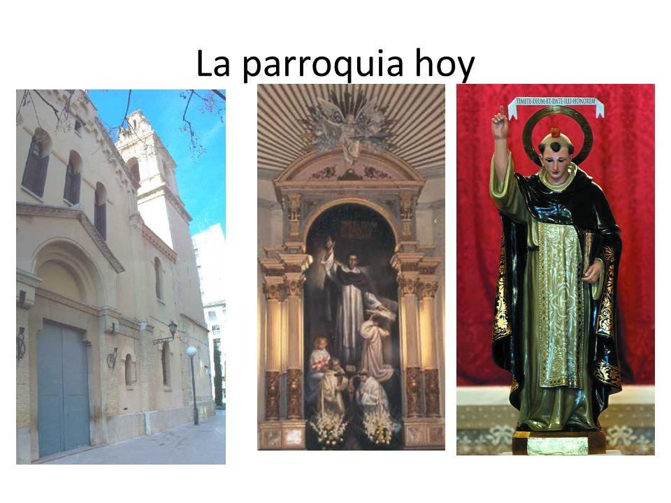 La parroquia hoy