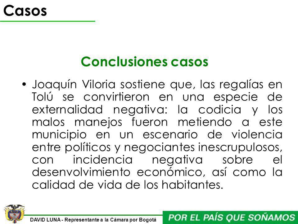 Casos Conclusiones casos