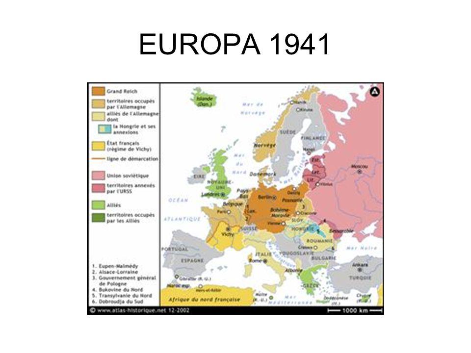 EUROPA 1941