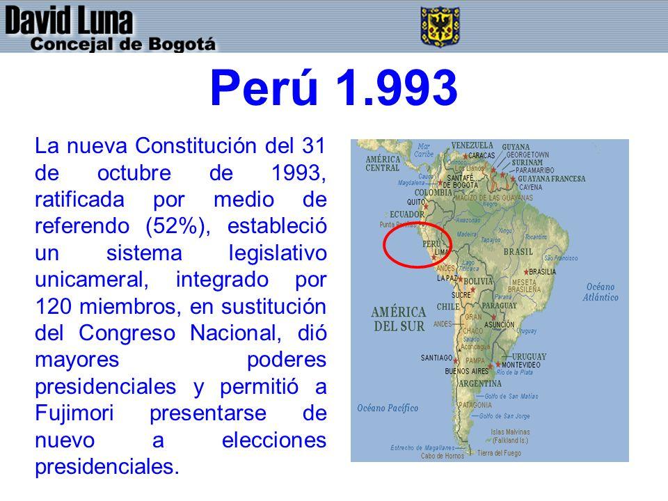 Perú 1.993