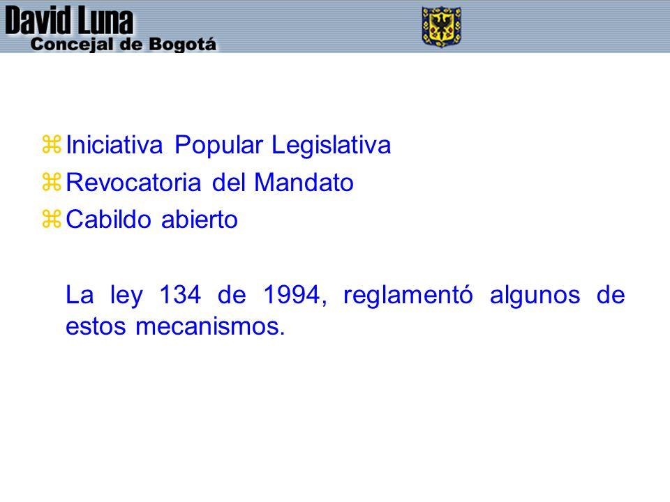 Iniciativa Popular Legislativa