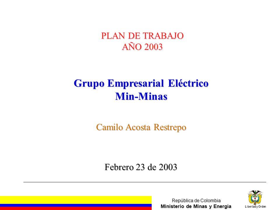 Grupo Empresarial Eléctrico Min-Minas