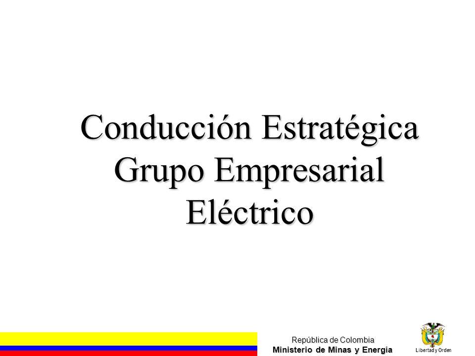 Conducción Estratégica Grupo Empresarial Eléctrico