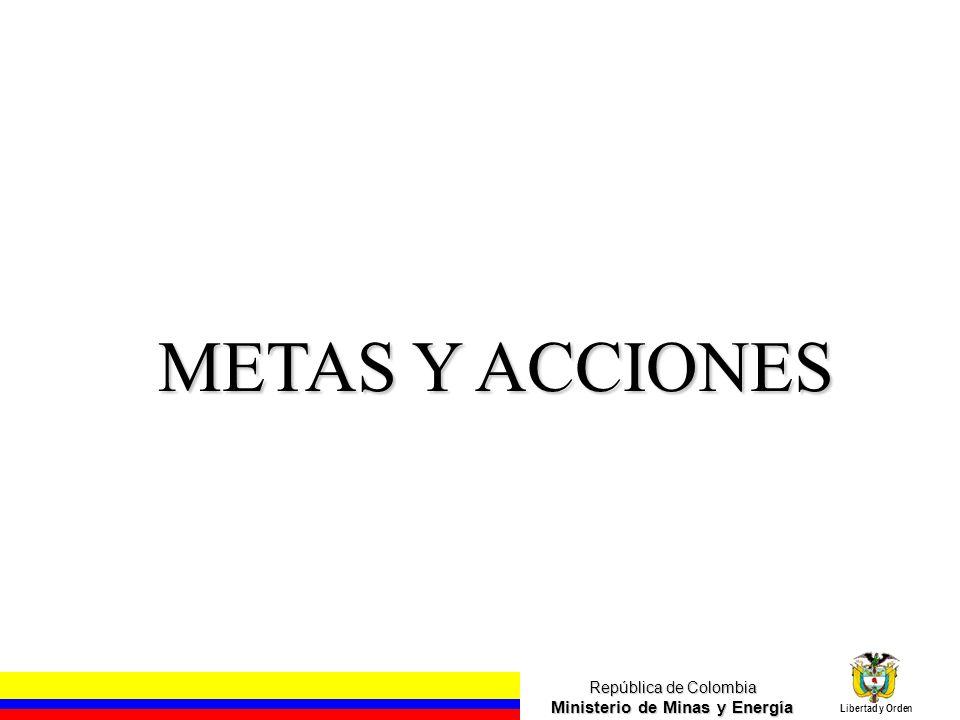METAS Y ACCIONES